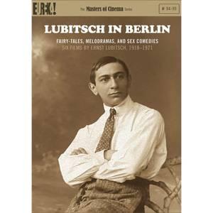 Lubitsch in Berlin Box Set (Masters of Cinema)