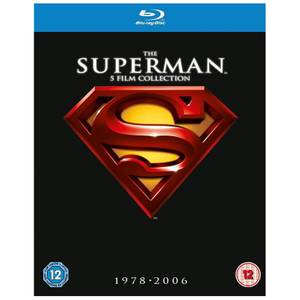 The Superman Collection 1-5 (1978-2006)
