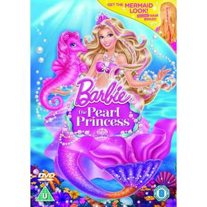 Barbie: The Pearl Princess (Includes Mermaid Hair Braid)