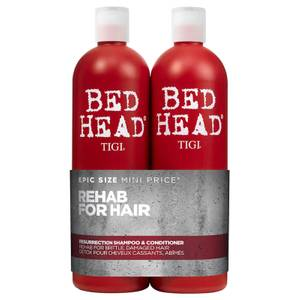 Duo de productos nutrición TIGI Bed Head Resurrection