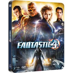 Fantastic Four - Limited Edition Steelbook (UK EDITION)