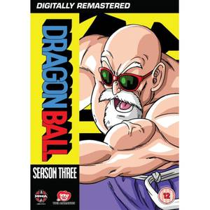 Dragon Ball - Season 3 (Episodes 58-83)
