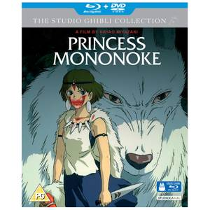 Princess Mononoke (Includes DVD)