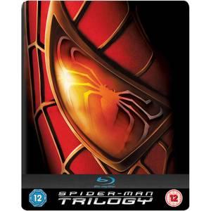 Spider-Man Trilogy - Steelbook Edition (UK EDITION)