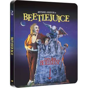 Beetlejuice - Zavvi Exclusive Limited Edition Steelbook