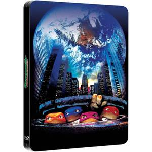 Teenage Mutant Ninja Turtles - Steelbook Edition