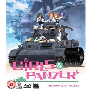 Girls Und Panzer Collection