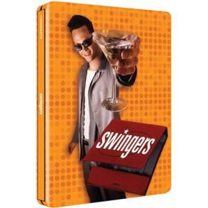 Swingers - Zavvi UK Exclusive Limited Edition Steelbook (Ultra Limited Print Run)