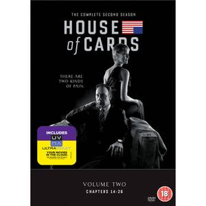 House of Cards - Seizoen 2 (Bevat UltraViolet Copy)