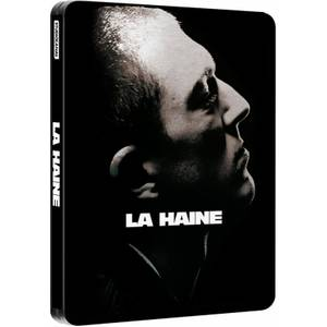 La Haine - Zavvi Exclusive Limited Edition Steelbook (Ultra Limited Print Run)