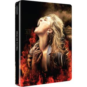 Drag Me To Hell - Zavvi UK Exclusive Limited Edition Steelbook (Ultra Limited Print Run)