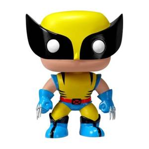 Figurine Pop! Wolverine - X-Men - Marvel