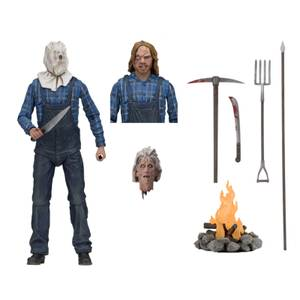 """NECA Friday the 13th - 7"""" Action Figure - Ultimate Part 2 Jason"""