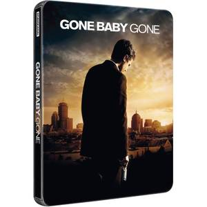 Gone Baby Gone - Zavvi UK Exclusive Limited Edition Steelbook (Ultra Limited Print Run)
