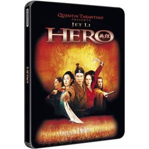 Hero - Zavvi UK Exclusive Limited Edition Steelbook (Ultra Limited Print Run)