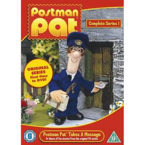 Postman Pat Takes a Message - The Complete Series 1