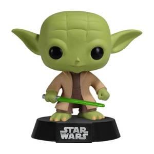 Star Wars Yoda Funko Pop! Vinyl