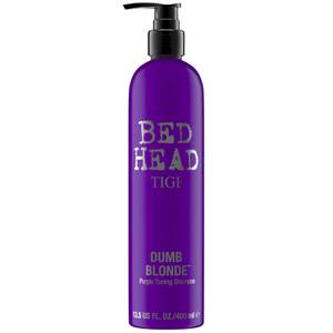 Champú con pigmentos violeta Dumb Blonde de TIGI Bed Head (400 ml)