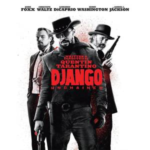 Django Unchained - Import - Limited Edition Steelbook (Region 1)
