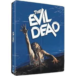Evil Dead - Import - Limited Edition Steelbook (Region 1)