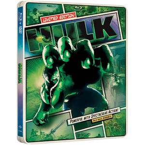 Hulk - Import - Limited Edition Steelbook (Region Free)
