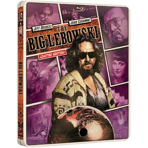 The Big Lebowski - Import - Limited Edition Steelbook (Region Free) (UK EDITION)