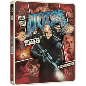 Doom - Import - Limited Edition Steelbook (Region Free)