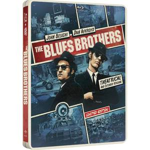 Blues Brothers - Import - Limited Edition Steelbook (Region Free)