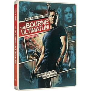 The Bourne Ultimatum - Import - Limited Edition Steelbook (Region Free)