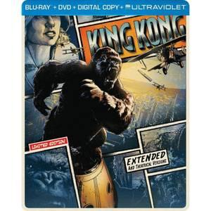 King Kong - Import - Limited Edition Steelbook (Region Free)