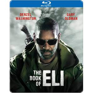 The Book of Eli - Import - Limited Edition Steelbook (Region 1)