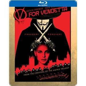 V For Vendetta - Import - Limited Edition Steelbook (Region 1)