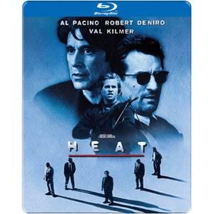 Heat - Import - Limited Edition Steelbook (Region 1)