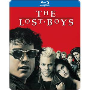 Lost Boys - Import - Limited Edition Steelbook (Region 1)