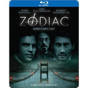 Zodiac: Director'S Cut - Import - Limited Edition Steelbook (Region 1)