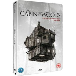 Cabin In The Woods - Limited Edition Steelbook