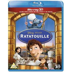 Ratatouille 3D (Includes 2D Version)