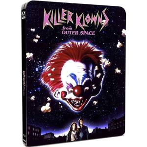 Killer Klowns From Outer Space - Steelbook Edition (Includes DVD)