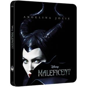 Maleficent 3D - Zavvi UK Exclusive Limited Edition Steelbook (Includes 2D Version)