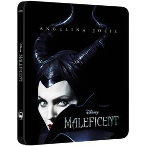 Maleficent 3D - Zavvi Exclusive Limited Edition Steelbook (Includes 2D Version)