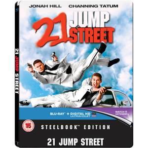 21 Jump Street - Zavvi UK Exclusive Limited Edition Steelbook