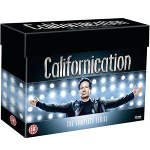 Californication - Boxset completo