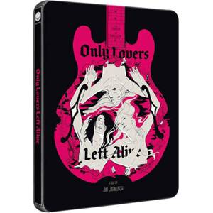 Only Lovers Left Alive - Zavvi UK Exclusive Limited Edition Steelbook (Ultra Limited Print Run)