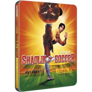 Shaolin Soccer - Zavvi UK Exclusive Limited Edition Steelbook (Ultra Limited Print Run. Limited to 2000 Copies.)