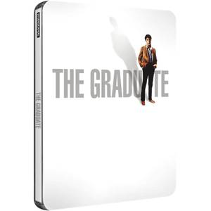The Graduate - Zavvi UK Exclusive Limited Edition Steelbook (Ultra Limited Print Run, Limited to 2000 Copies.)