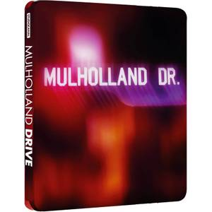 Mulholland Drive - Zavvi UK Exclusive Limited Edition Steelbook (Ultra Limited Print Run, Limited to 2000 Copies.)