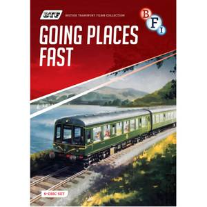 British Transport Films Collection: Going Places Fast