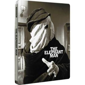 The Elephant Man - Zavvi UK Exclusive Limited Edition Steelbook (Ultra Limited Print Run, Limited to 2000 Copies.)