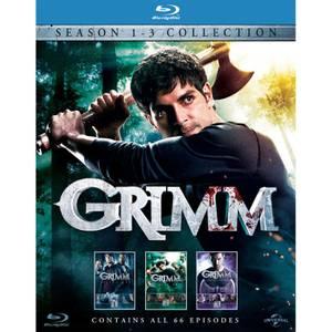 Grimm - Seasons 1-3