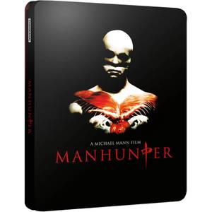 Manhunter - Zavvi Exclusive Limited Edition Steelbook (Ultra Limited Print Run)